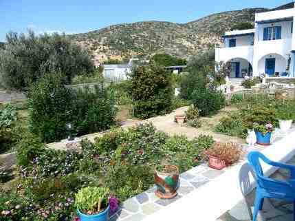 Holiday apartment Wohnung Manos, Vathi, Sifnos, Cyclades, Greece, picture 3