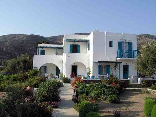 Ferienwohnung 'Studios Manos' im Ort Vathi