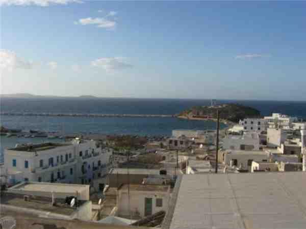 Ferienwohnung 'Giorgios 1' im Ort Naxos