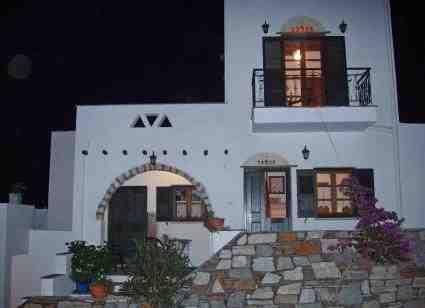 Ferienhaus 'Haus Joannis' im Ort Naxos