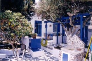 Holiday house Haus Stelios, Polonia, Milos, Cyclades, Greece, picture 3