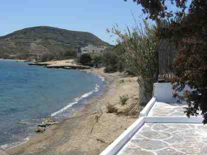 Holiday house Haus Stelios, Polonia, Milos, Cyclades, Greece, picture 5
