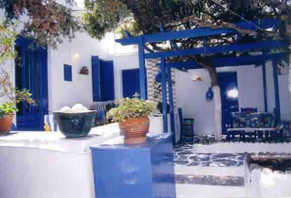 Holiday house Haus Stelios, Polonia, Milos, Cyclades, Greece, picture 4