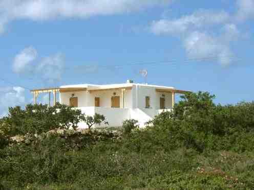 Ferienhaus '2 Häuser Thanassis' im Ort Antiparos Dorf
