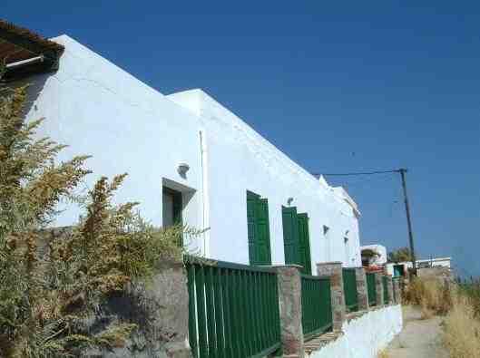 Ferienhaus 'Lukianos' im Ort Tripiti