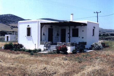 Ferienhaus 'Evangelia' im Ort Antiparos