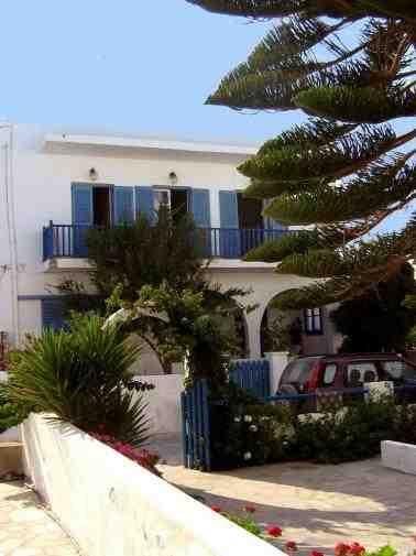 Ferienwohnung 'Jorgos' im Ort Antiparos Dorf