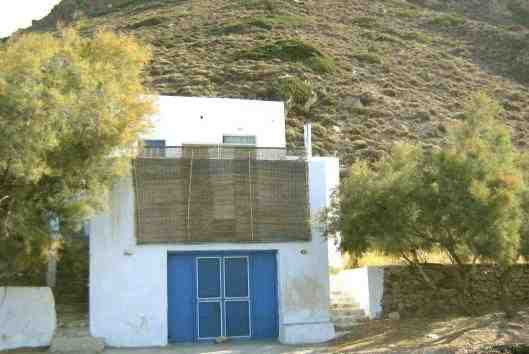 Holiday house Marioga, Tripiti, Milos, Cyclades, Greece, picture 1