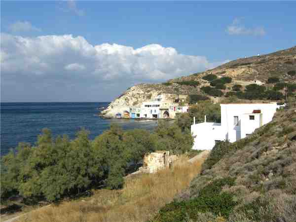 Holiday house Marioga, Tripiti, Milos, Cyclades, Greece, picture 8