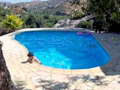 Ferienhaus 'Sabbas' im Ort Paphos