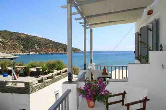 Holiday apartment Moscha, Plati Gialos, Sifnos, Cyclades, Greece, picture 1