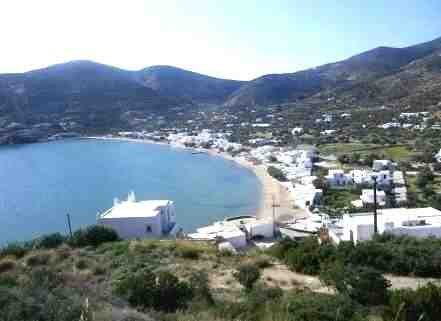 Holiday apartment Moscha, Plati Gialos, Sifnos, Cyclades, Greece, picture 3