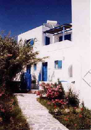 Holiday apartment Wohnungen Ermina, Livadi, Serifos, Cyclades, Greece, picture 1