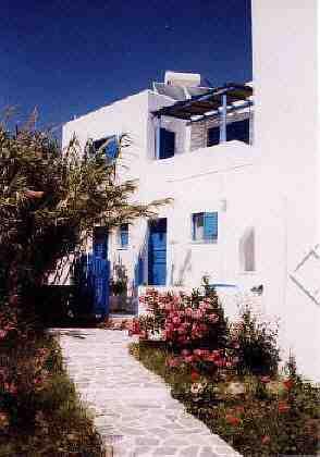 Ferienwohnung 'Wohnungen Ermina' im Ort Livadi
