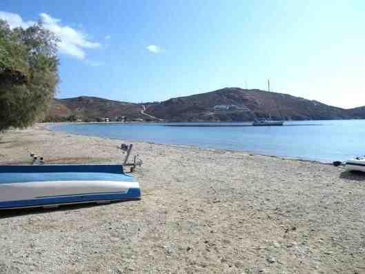 Holiday apartment Wohnungen Ermina, Livadi, Serifos, Cyclades, Greece, picture 2