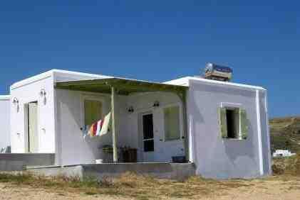 Ferienhaus 'Abraham 1-3' im Ort Antiparos Dorf