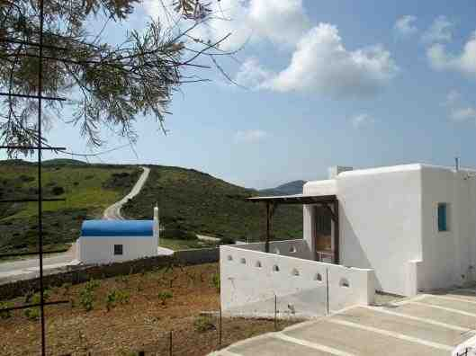 Ferienhaus 'Paraskevas' im Ort Antiparos