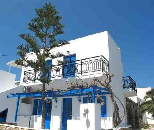 Ferienwohnung 'Argyro' im Ort Antiparos Dorf