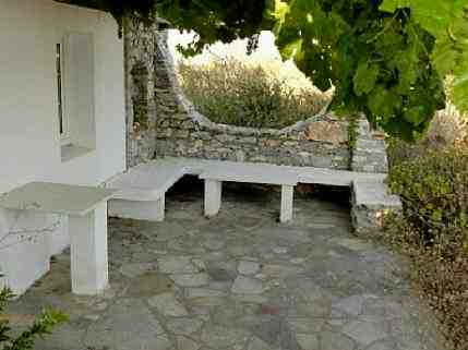 Holiday house Prokopios 2, Agios Prokopios, Naxos, Cyclades, Greece, picture 9