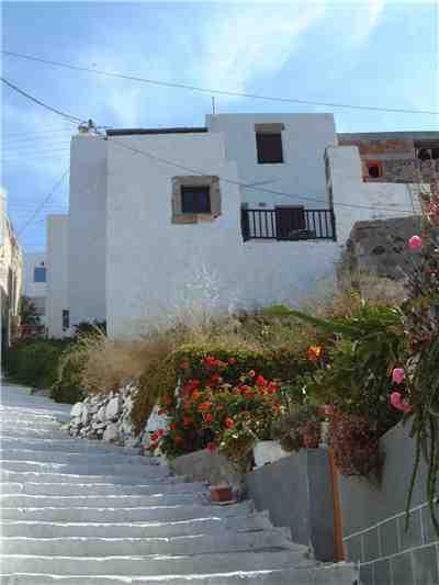 Ferienhaus 'Petrinos' im Ort Tripiti