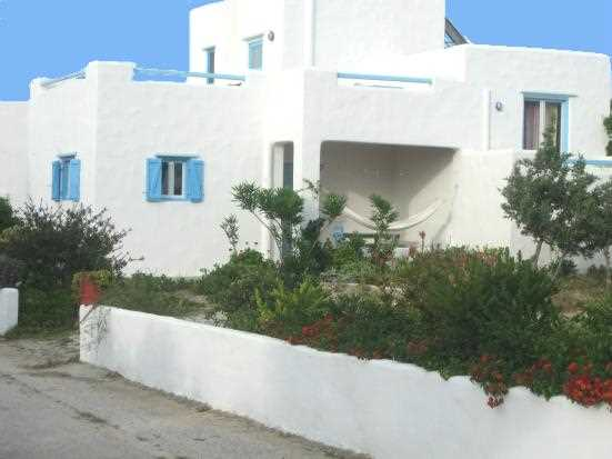 Holiday house Pelekouda 2+3, Polonia, Milos, Cyclades, Greece, picture 1