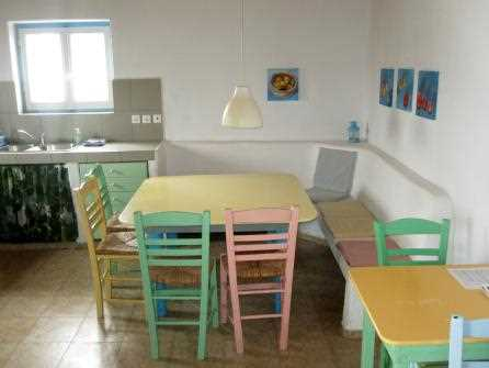 Holiday house Pelekouda 2+3, Polonia, Milos, Cyclades, Greece, picture 4