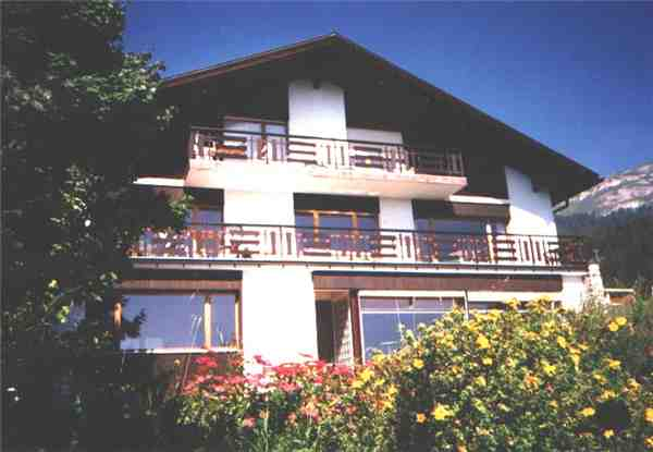 Ferienwohnung Chalet Carina, oberster Stock, Crans-Montana, Crans-Montana - Anzère, Wallis, Schweiz, Bild 1