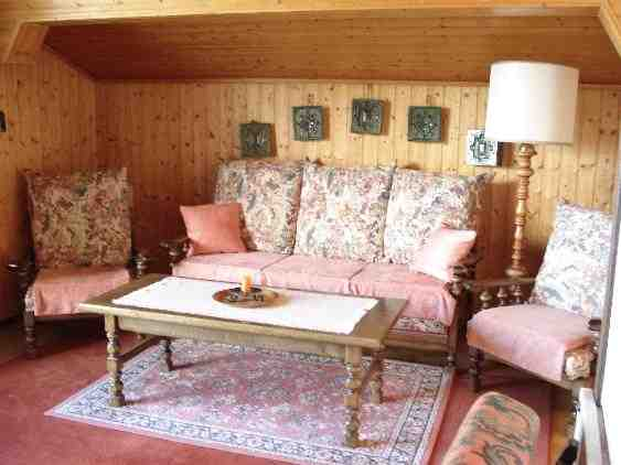 Ferienwohnung Chalet Carina, oberster Stock, Crans-Montana, Crans-Montana - Anzère, Wallis, Schweiz, Bild 2