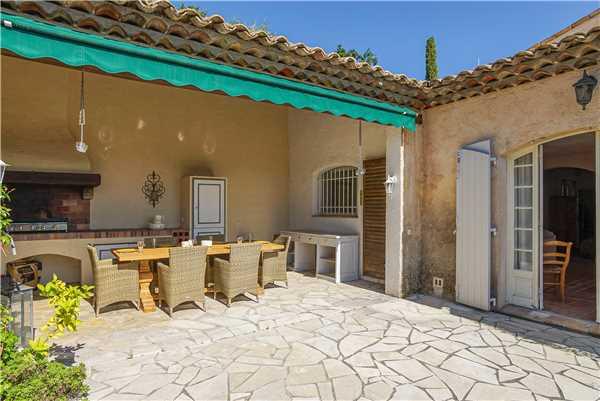 Ferienhaus Exclusive Villa mit Pool und Blick im Hinterland von Cannes, Cabris, Côte d'Azur, Provence - Alpen - Côte d'Azur, Frankreich, Bild 15