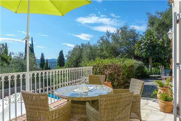Ferienhaus Exclusive Villa mit Pool und Blick im Hinterland von Cannes, Cabris, Côte d'Azur, Provence - Alpen - Côte d'Azur, Frankreich, Bild 21