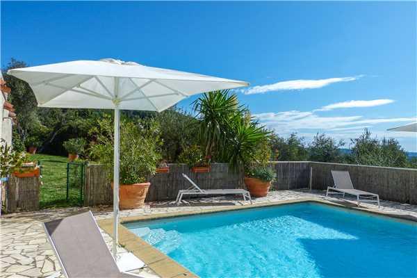 Ferienhaus Exclusive Villa mit Pool und Blick im Hinterland von Cannes, Cabris, Côte d'Azur, Provence - Alpen - Côte d'Azur, Frankreich, Bild 24