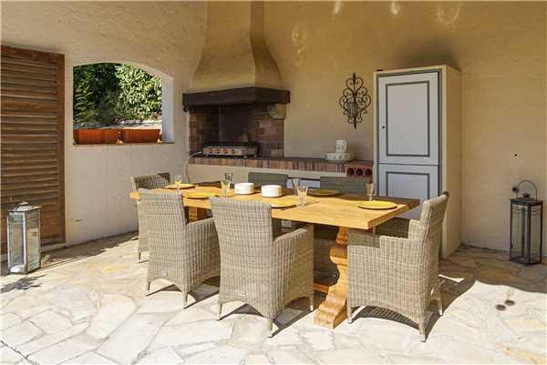 Ferienhaus Exclusive Villa mit Pool und Blick im Hinterland von Cannes, Cabris, Côte d'Azur, Provence - Alpen - Côte d'Azur, Frankreich, Bild 16