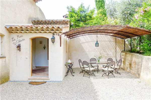 Ferienhaus Exclusive Villa mit Pool und Blick im Hinterland von Cannes, Cabris, Côte d'Azur, Provence - Alpen - Côte d'Azur, Frankreich, Bild 25
