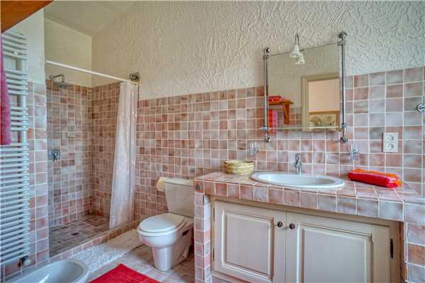Ferienhaus Exclusive Villa mit Pool und Blick im Hinterland von Cannes, Cabris, Côte d'Azur, Provence - Alpen - Côte d'Azur, Frankreich, Bild 12