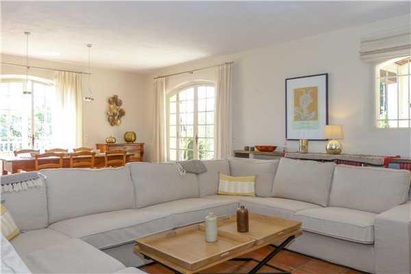 Ferienhaus Exclusive Villa mit Pool und Blick im Hinterland von Cannes, Cabris, Côte d'Azur, Provence - Alpen - Côte d'Azur, Frankreich, Bild 8
