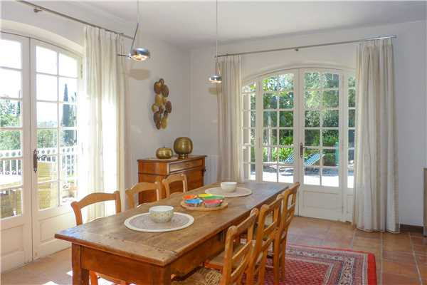 Ferienhaus Exclusive Villa mit Pool und Blick im Hinterland von Cannes, Cabris, Côte d'Azur, Provence - Alpen - Côte d'Azur, Frankreich, Bild 9