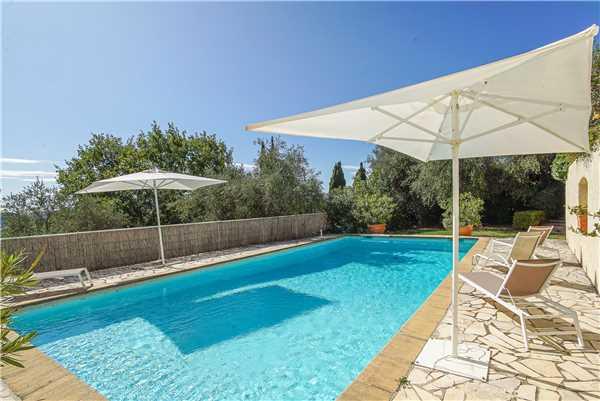 Ferienhaus Exclusive Villa mit Pool und Blick im Hinterland von Cannes, Cabris, Côte d'Azur, Provence - Alpen - Côte d'Azur, Frankreich, Bild 6