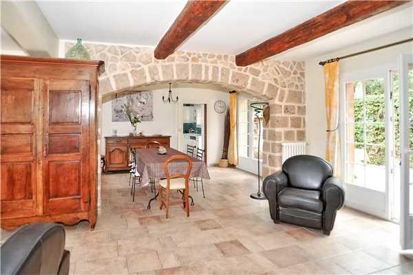 Ferienhaus Komfortable Villa für 8 Personen mit Pool, Meerblick und direkt am Strand in Südfrankreich, Carqueiranne, Côte d'Azur, Provence - Alpen - Côte d'Azur, Frankreich, Bild 8