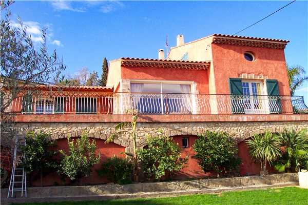 Ferienhaus Komfortable Villa für 8 Personen mit Pool, Meerblick und direkt am Strand in Südfrankreich, Carqueiranne, Côte d'Azur, Provence - Alpen - Côte d'Azur, Frankreich, Bild 18