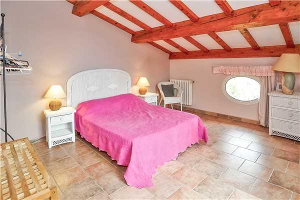 Ferienhaus Komfortable Villa für 8 Personen mit Pool, Meerblick und direkt am Strand in Südfrankreich, Carqueiranne, Côte d'Azur, Provence - Alpen - Côte d'Azur, Frankreich, Bild 11