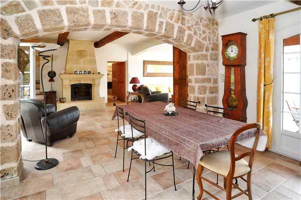 Ferienhaus Komfortable Villa für 8 Personen mit Pool, Meerblick und direkt am Strand in Südfrankreich, Carqueiranne, Côte d'Azur, Provence - Alpen - Côte d'Azur, Frankreich, Bild 7