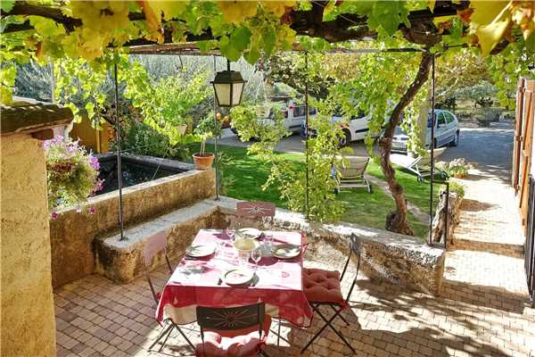 Holiday home Provenzalisches Ferienhaus in Aups in der Nähe vom Lac de St-Croix, Aups, Var, Provence - Alps - Côte d'Azur, France, picture 6
