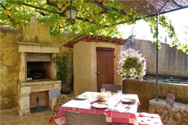 Ferienhaus Provenzalisches Ferienhaus in Aups in der Nähe vom Lac de St-Croix, Aups, Var, Provence - Alpen - Côte d'Azur, Frankreich, Bild 4
