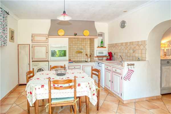 Ferienhaus Provenzalisches Ferienhaus mit Pool nahe Carpentras, Carpentras, Vaucluse, Provence - Alpen - Côte d'Azur, Frankreich, Bild 22