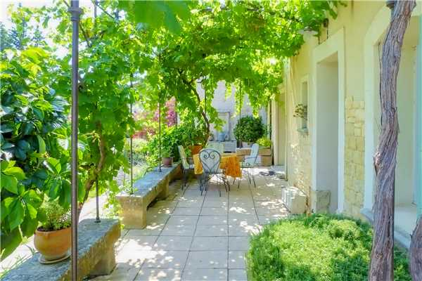 Ferienhaus Provenzalisches Ferienhaus mit Pool nahe Carpentras, Carpentras, Vaucluse, Provence - Alpen - Côte d'Azur, Frankreich, Bild 9