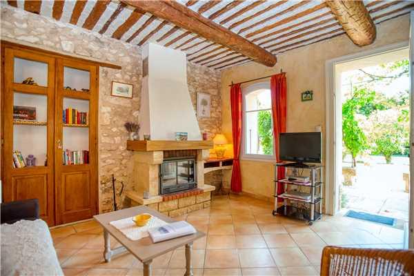 Ferienhaus Provenzalisches Ferienhaus mit Pool nahe Carpentras, Carpentras, Vaucluse, Provence - Alpen - Côte d'Azur, Frankreich, Bild 5