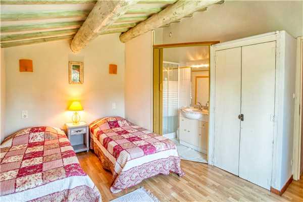 Ferienhaus Provenzalisches Ferienhaus mit Pool nahe Carpentras, Carpentras, Vaucluse, Provence - Alpen - Côte d'Azur, Frankreich, Bild 11