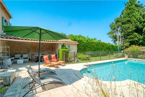 Ferienhaus Provenzalisches Ferienhaus mit Pool nahe Carpentras, Carpentras, Vaucluse, Provence - Alpen - Côte d'Azur, Frankreich, Bild 13