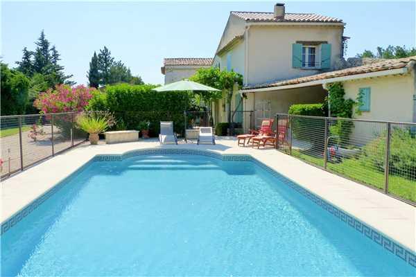 Ferienhaus 'Provenzalisches Ferienhaus mit Pool nahe Carpentras' im Ort Carpentras