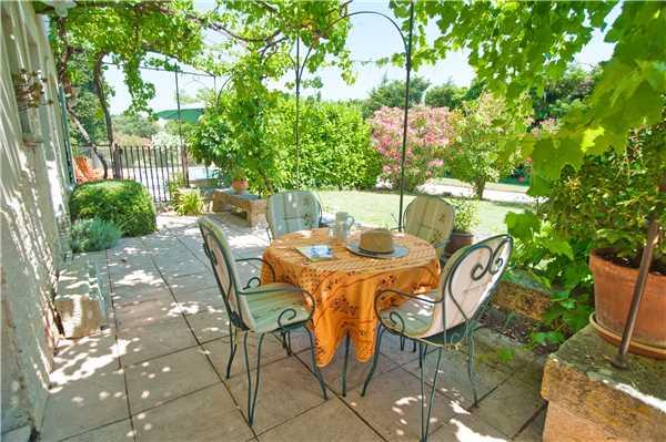 Ferienhaus Provenzalisches Ferienhaus mit Pool nahe Carpentras, Carpentras, Vaucluse, Provence - Alpen - Côte d'Azur, Frankreich, Bild 3